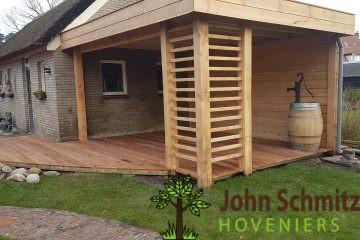 John-Schmitz-Hoveniers-Assen-Tuinhuisjes en overkappingen