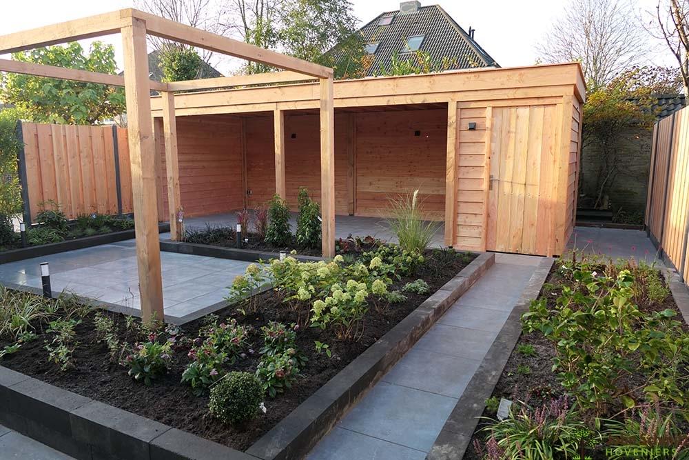 Tuinrenovatie John Schmitz Hoveniers Assen